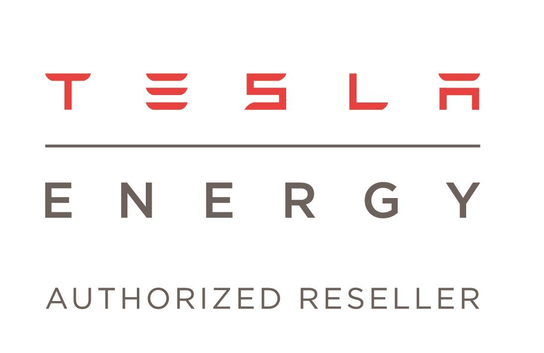 autorised logo tesla