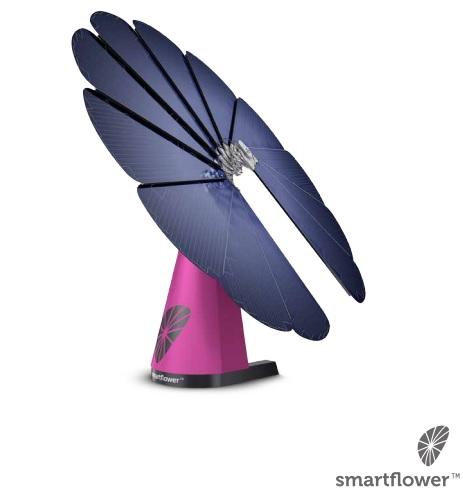 smart flower immagine per slide show e pagina